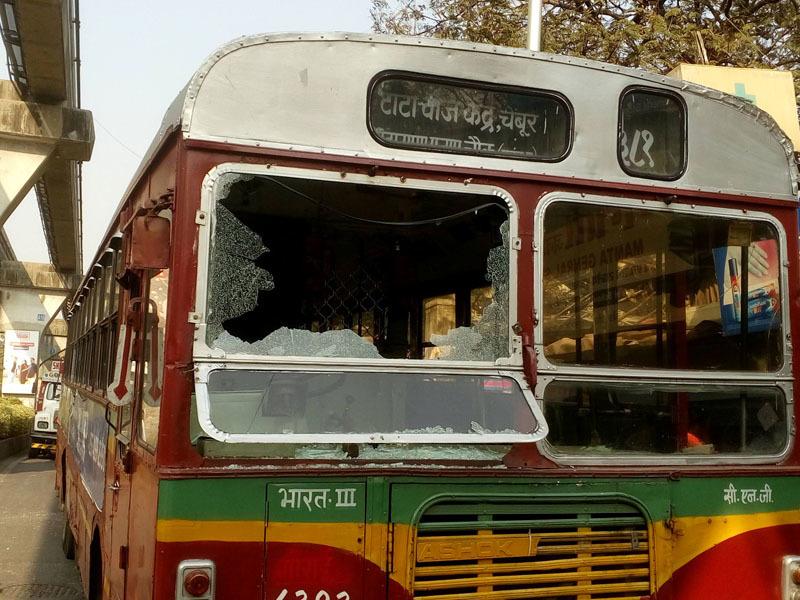 Mumbai violence 1