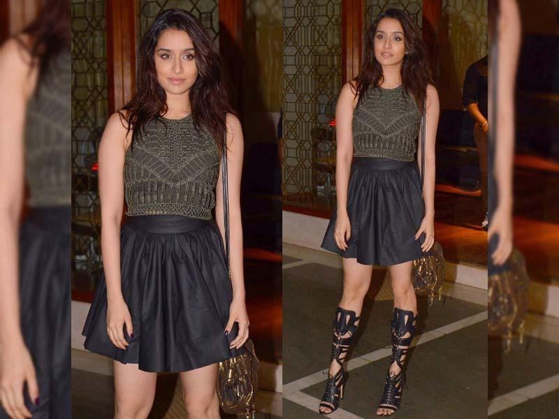 Shraddha Kapoor looking super hot