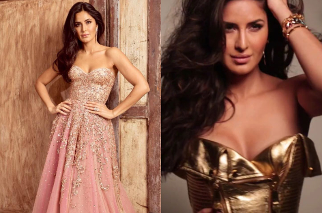 Katrina kaif in sexy dress