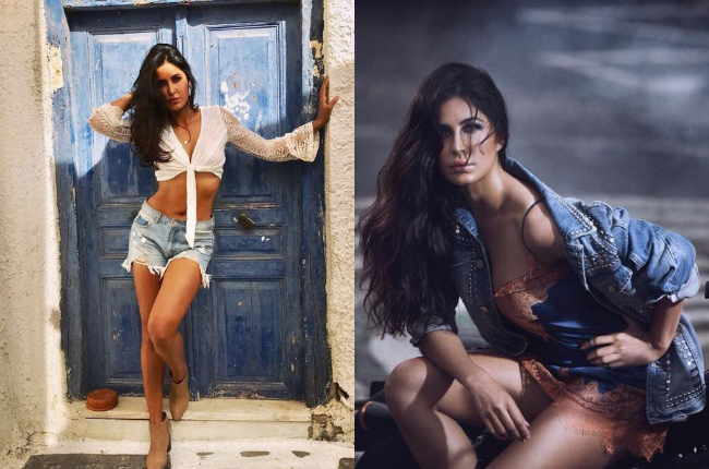 Katrina Kaif hot photo in denims
