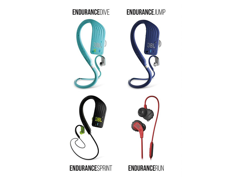 JBL Everest wireless headphones with Google Assistant