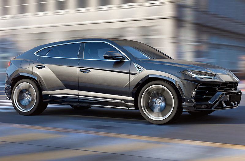 Lamborghini Urus Price In India Lamborghini Urus Suv Launched In