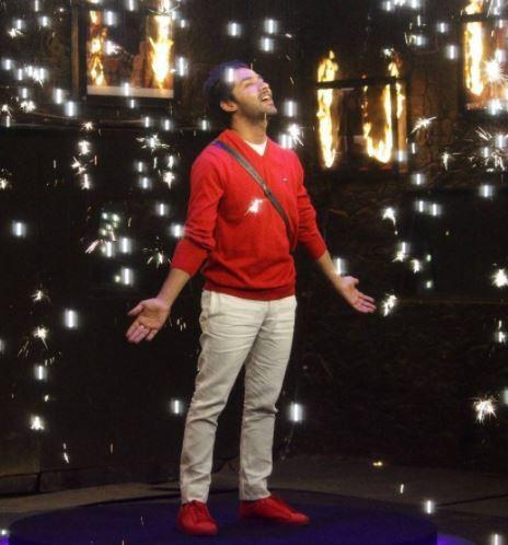 Puneesh Sharma shown his journey