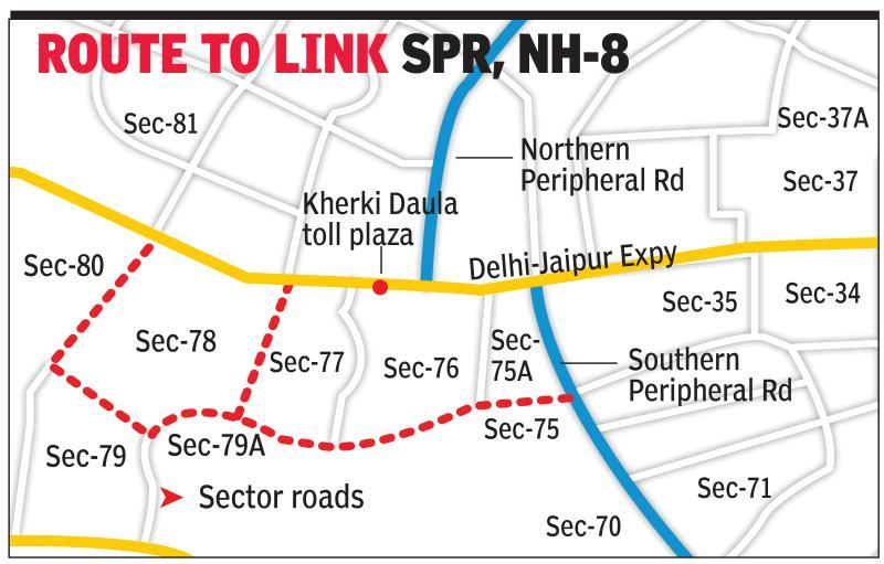 Work on toll plaza bypass route begins, to end by April