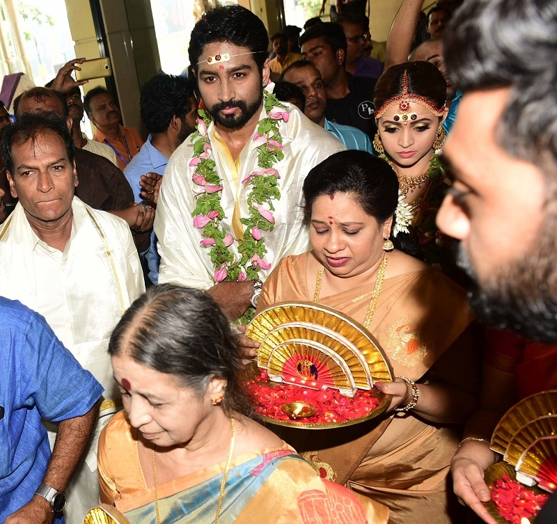 Malayalam Actress Bhavana Gets Married, See Photos