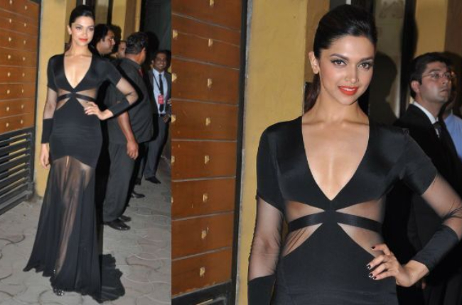 Deepika Padukone Sexy Black photos