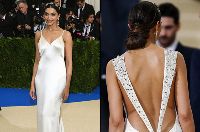 Deepika Padukone's Red Carpet Photos