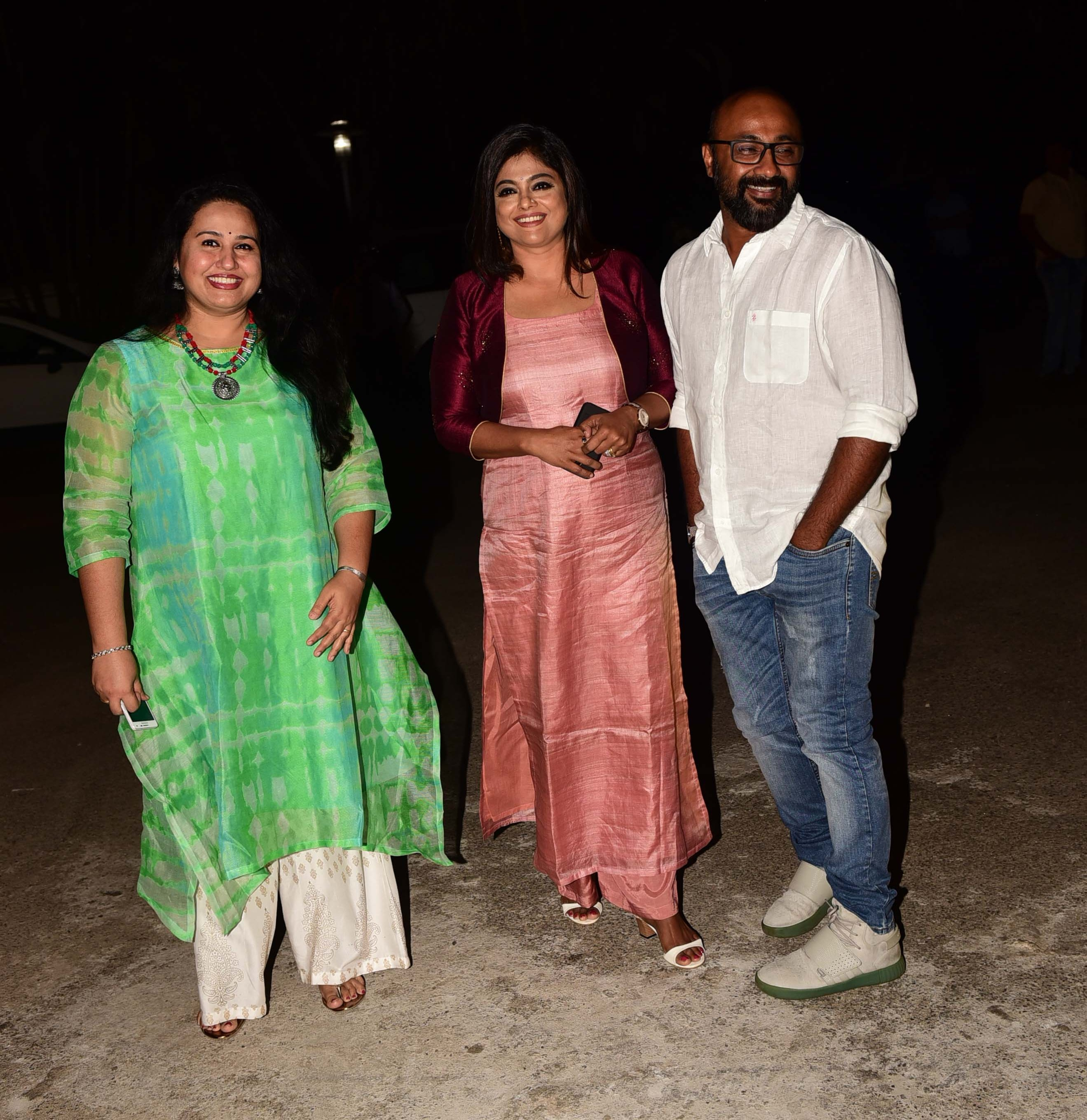Bhavana Marriage reception pics 1