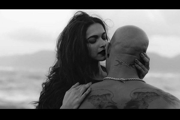 Deepika Padukone looks super sensual in latest 'xXx' pic.