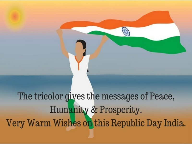 Republic day 2018 patriotic wishes whatsapp status lovely republic day 2018 messages m4hsunfo
