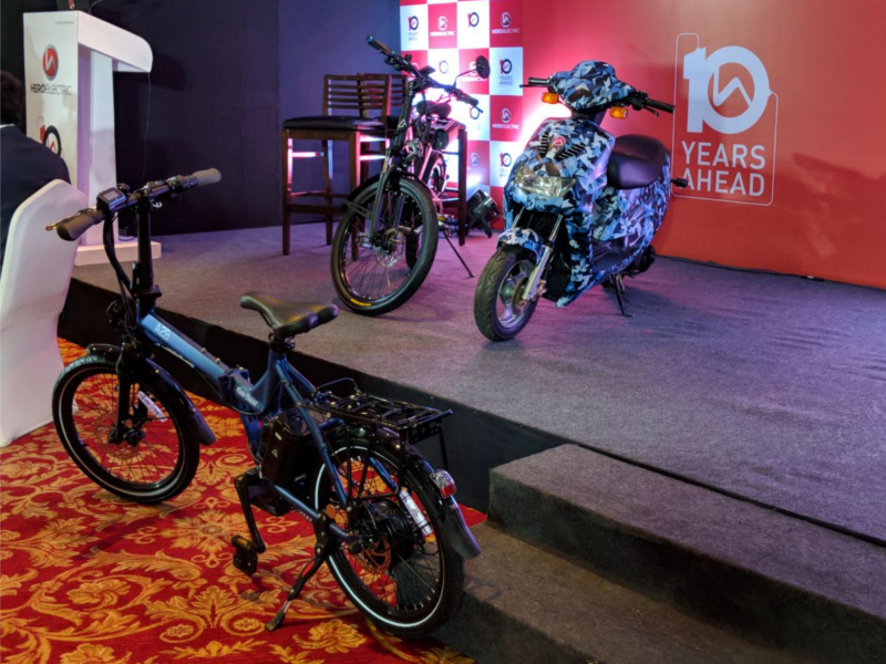 595df19b886 The e-bike also gets hydraulic disc brakes and offers a range up to 70  kilometres in a single charge.