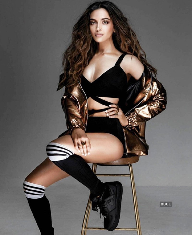 Deepika Padukone bold photo shoot