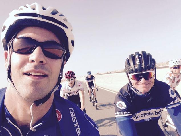 Federico-cycling