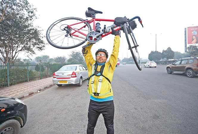 9Noida-Randonneurs-cycling
