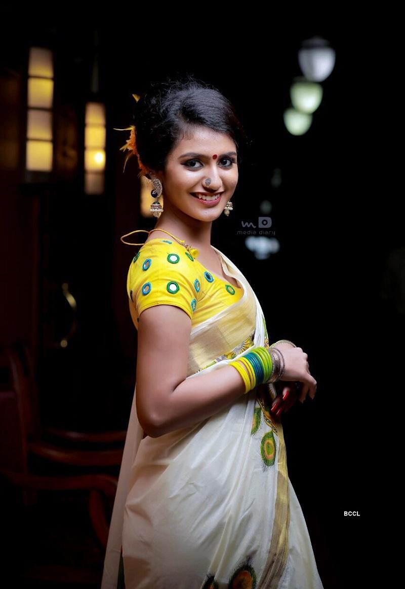Priya Prakash Varrier Pictures xxx