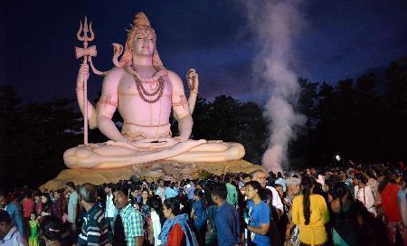 Maha Shivaratri 2018 Shiva Statue