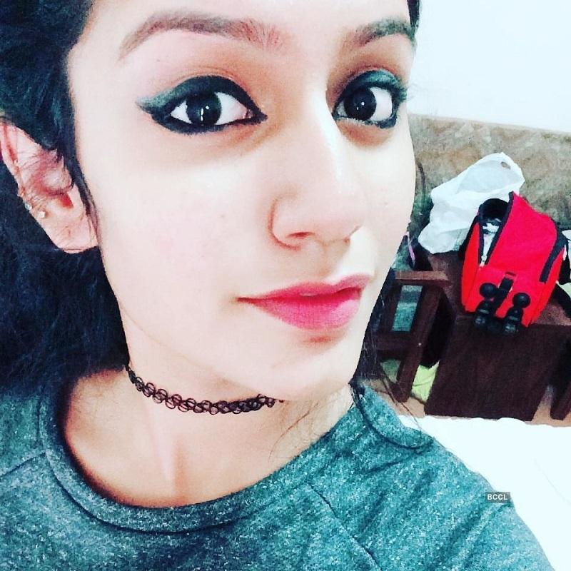 Priya Prakash Varrier Photos Video xxx