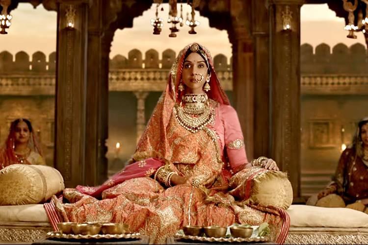 Anupriya Goenka as Rani Nagmati in Padmaavat