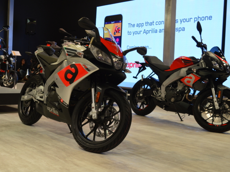 Yamaha R15: Aprilia RS 150 to rival Yamaha YZF-R15 V3 0 in