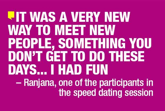 Speed dating gurgaon