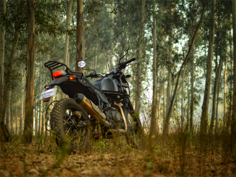 Royal Enfield Himalayan New Royal Enfield Himalayan Bs Iv