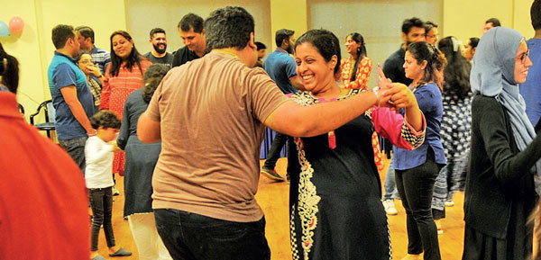 Bollywood moves, squats, lunges and pelvic movements are adopted for pregnancy dance