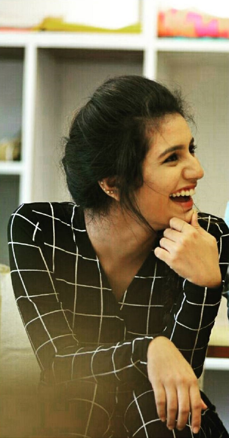 Priya Prakash Varrier latest photo