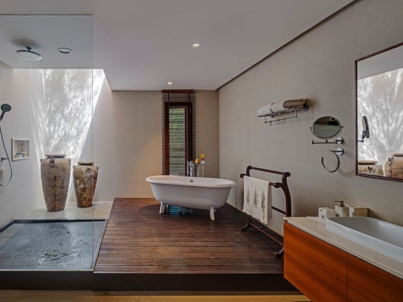 modern bathroom design ideas for home