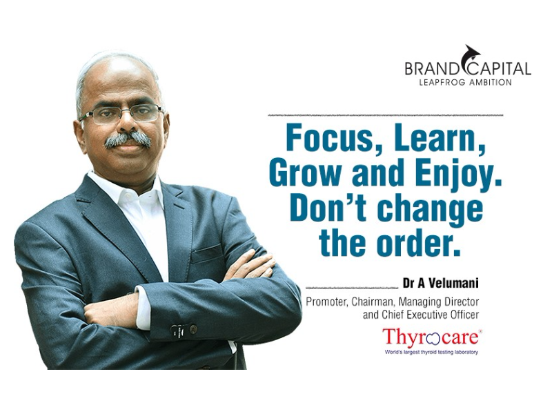 When Health Is Wealth: Thyrocare's Business Success with Brand