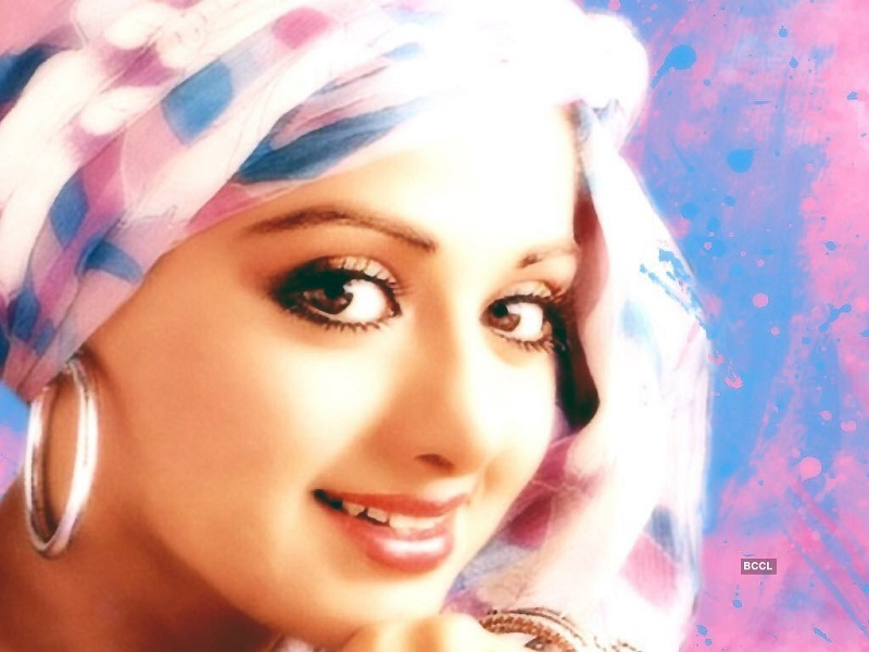 Sridevi last Images