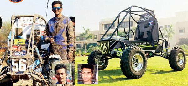 Shubham Agnihotri, MIT; Shubham Sutar DY Patil College of Engineering