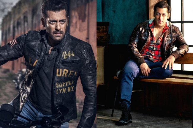 Salman khan pics in jackets