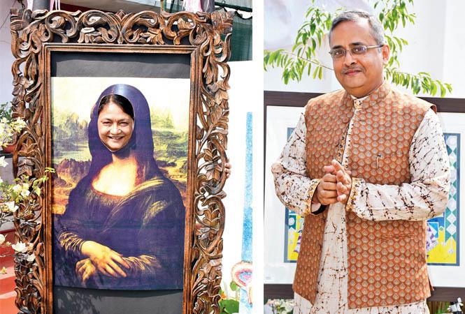 Anita Narain and Jayant Krishna (BCCL/ Vishnu Jaiswal)