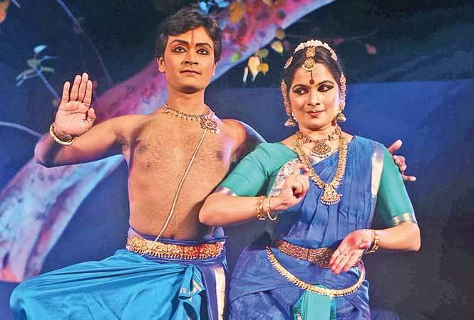 Bharatanatyam-Radhika-Ramanujam-and-R-Srinivasan