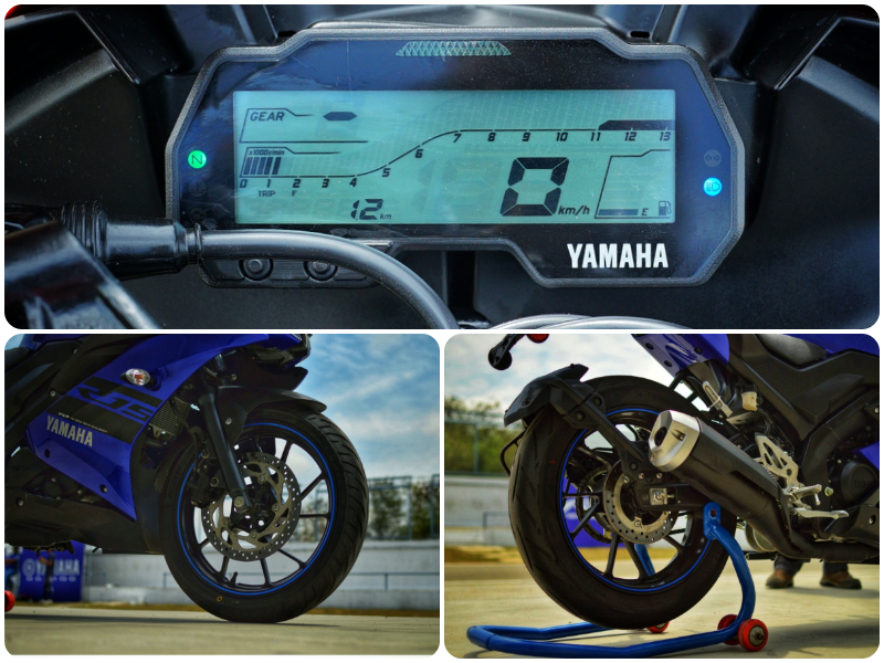 Yamaha YZF-R15 V3 review: More bang for the buck