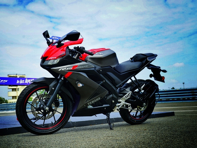 Yamaha R Rate In India