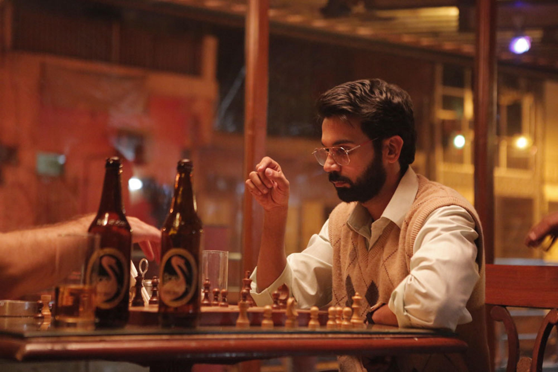 A still of Rajkummar Rao from his upcoming next, Omerta