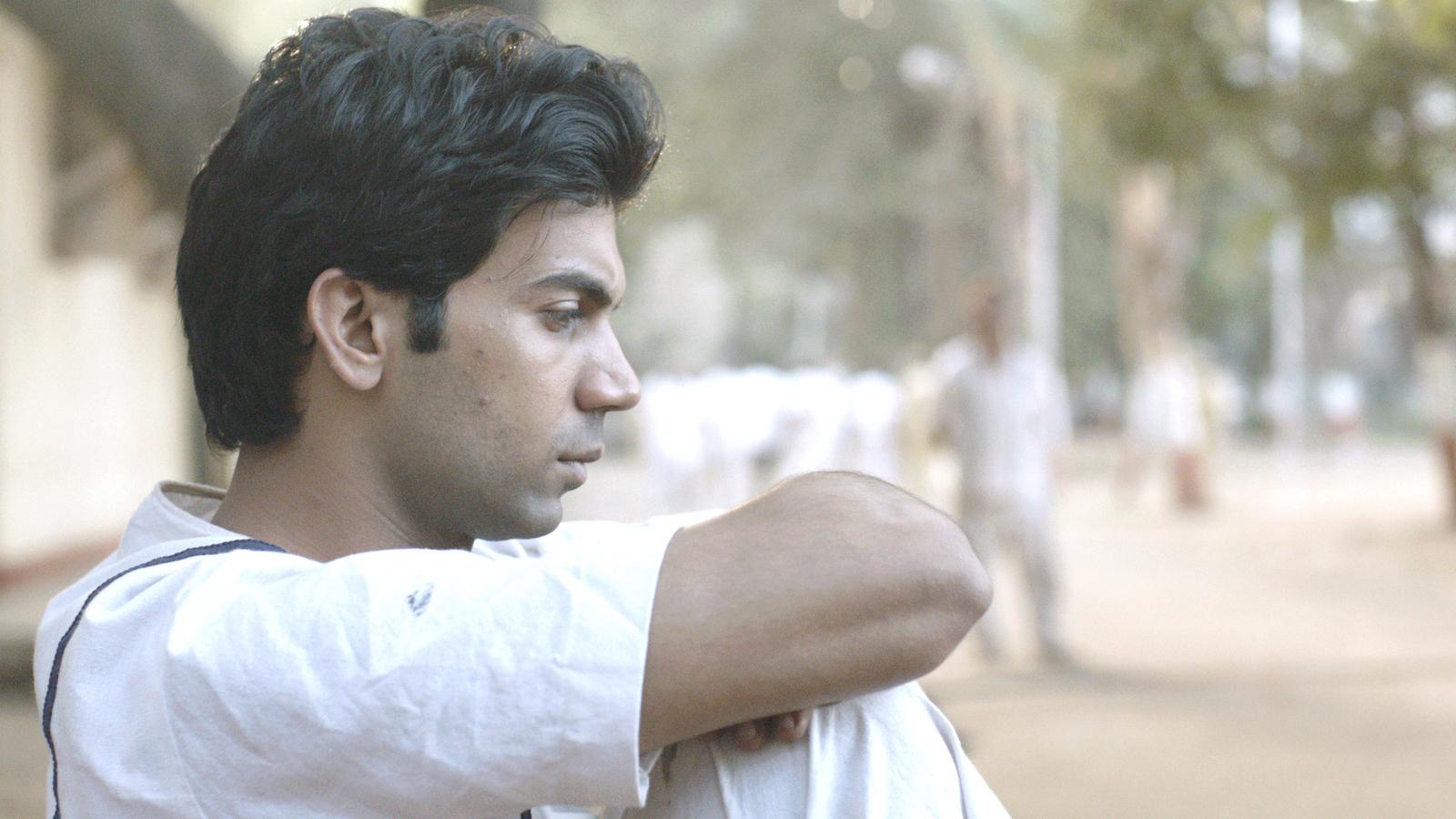 Rajkummar Rao in a still from Shahid