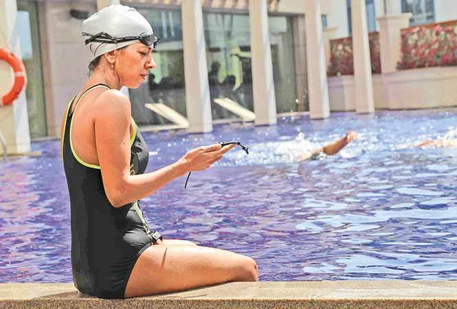 Absence of heated pools in gurgaon trips training sessions - Heated public swimming pools sydney ...