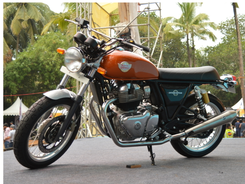 Royal Enfield 650cc Price Royal Enfield 650cc Bikes Unveiled In