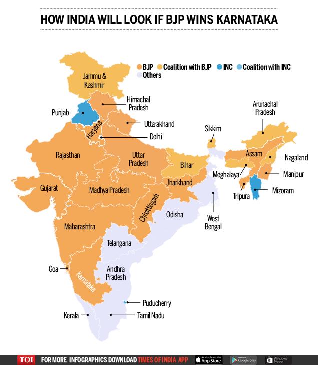 karnataka map1