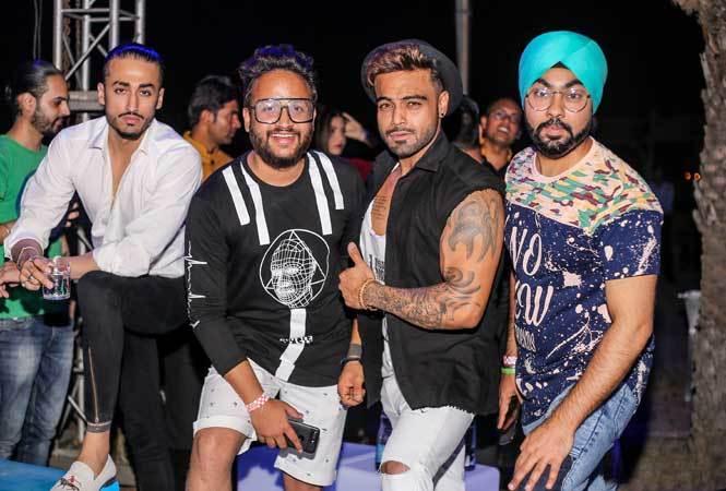 Ace-SaiB,-Anchor-Bhuvan,-Indeep-Bakshi,-Gurneet-Sahni