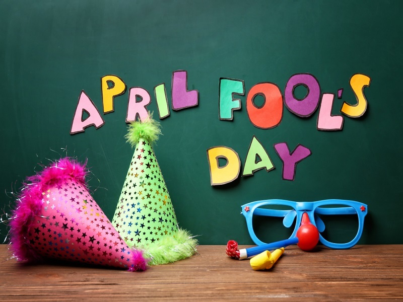 April Fool's Day 2018 Messages