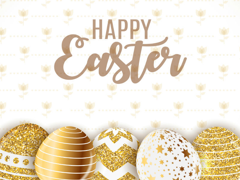 Easter 2018 Image messages