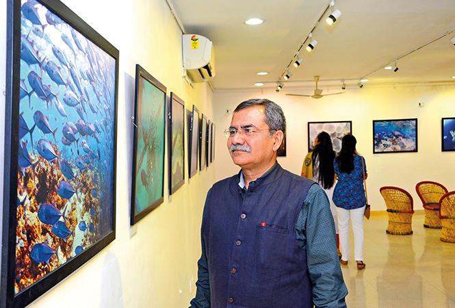 Ravi Kapoor (BCCL/ Vishnu Jaiswal)