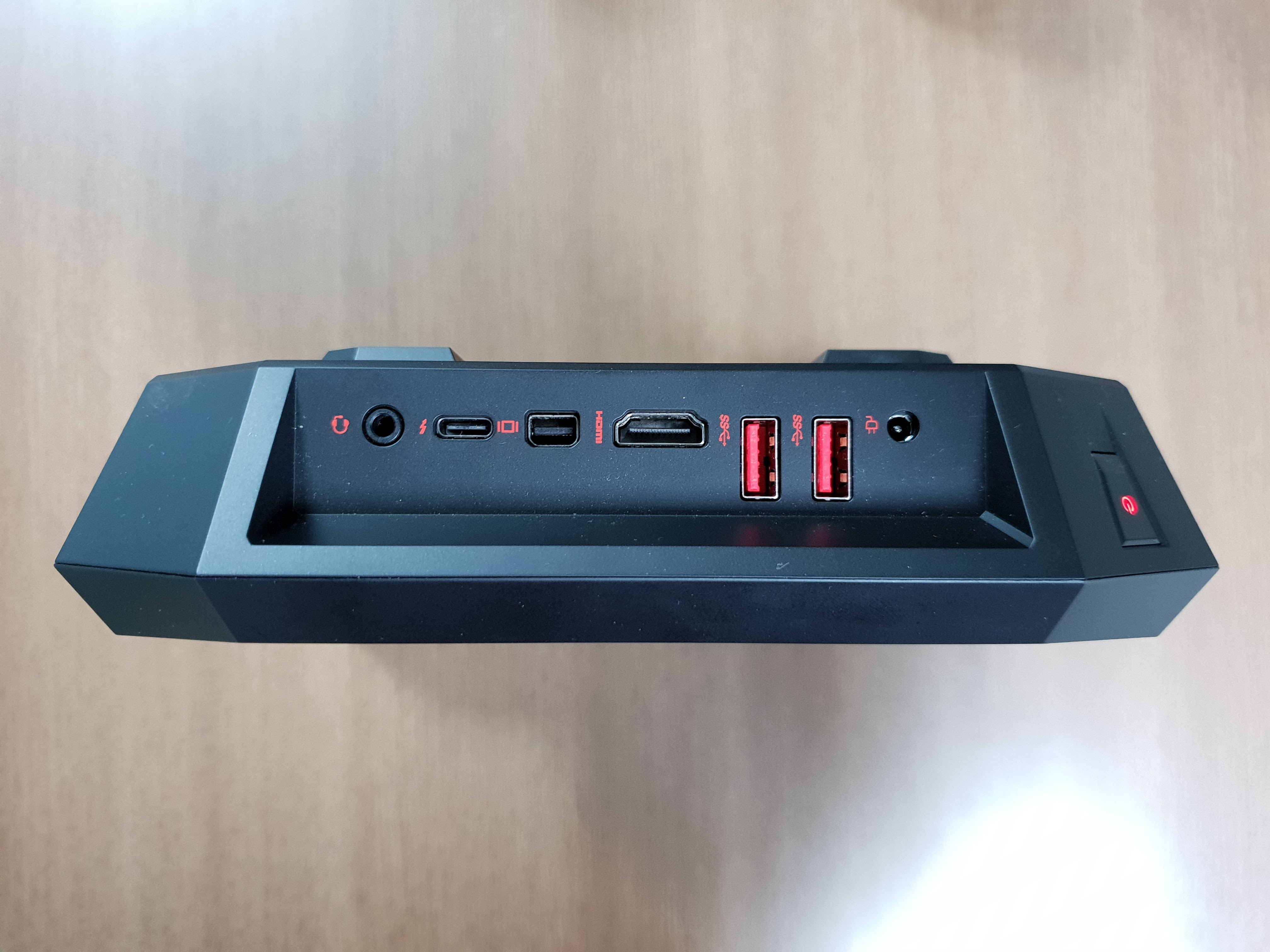 HP Omen X compact desktop review: Gamers' paradise | Gadgets Now