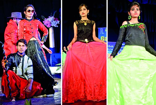 (L) Atul and Somya (C) Chandni (R) Monika (BCCL/ Pankaj Singh)
