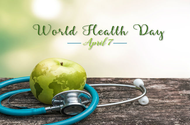 World Health Day 2018 Logo