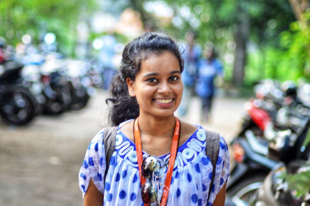 Anoma Thompson David, University of Kerala, Karyavattam campus
