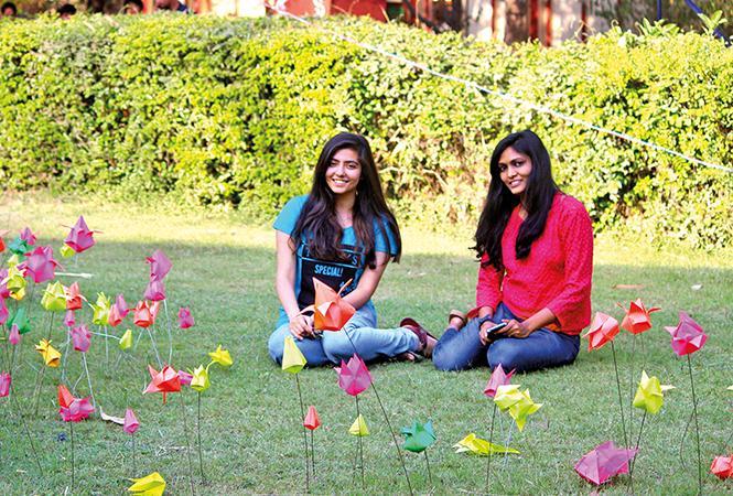 Sushmita (L) and Sneha (BCCL/ Arvind Kumar)
